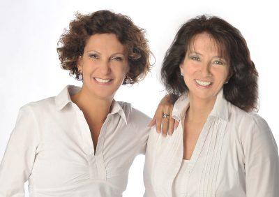 Farah Maleki und Dr. med. Gesine Lange